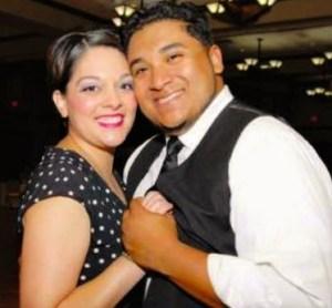Elena Lewis and Carlos Hernandez