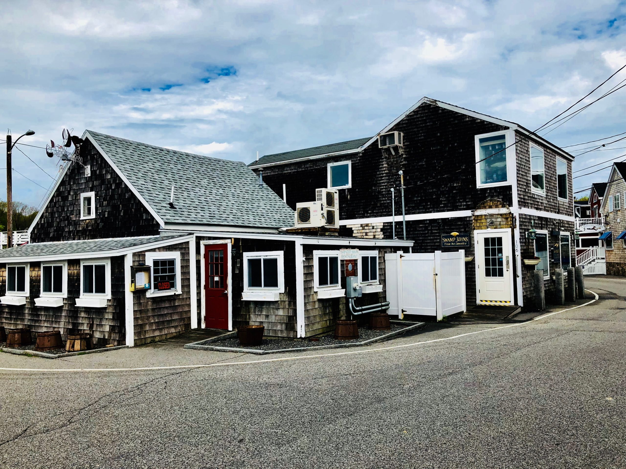 perkins cove ogunquit port