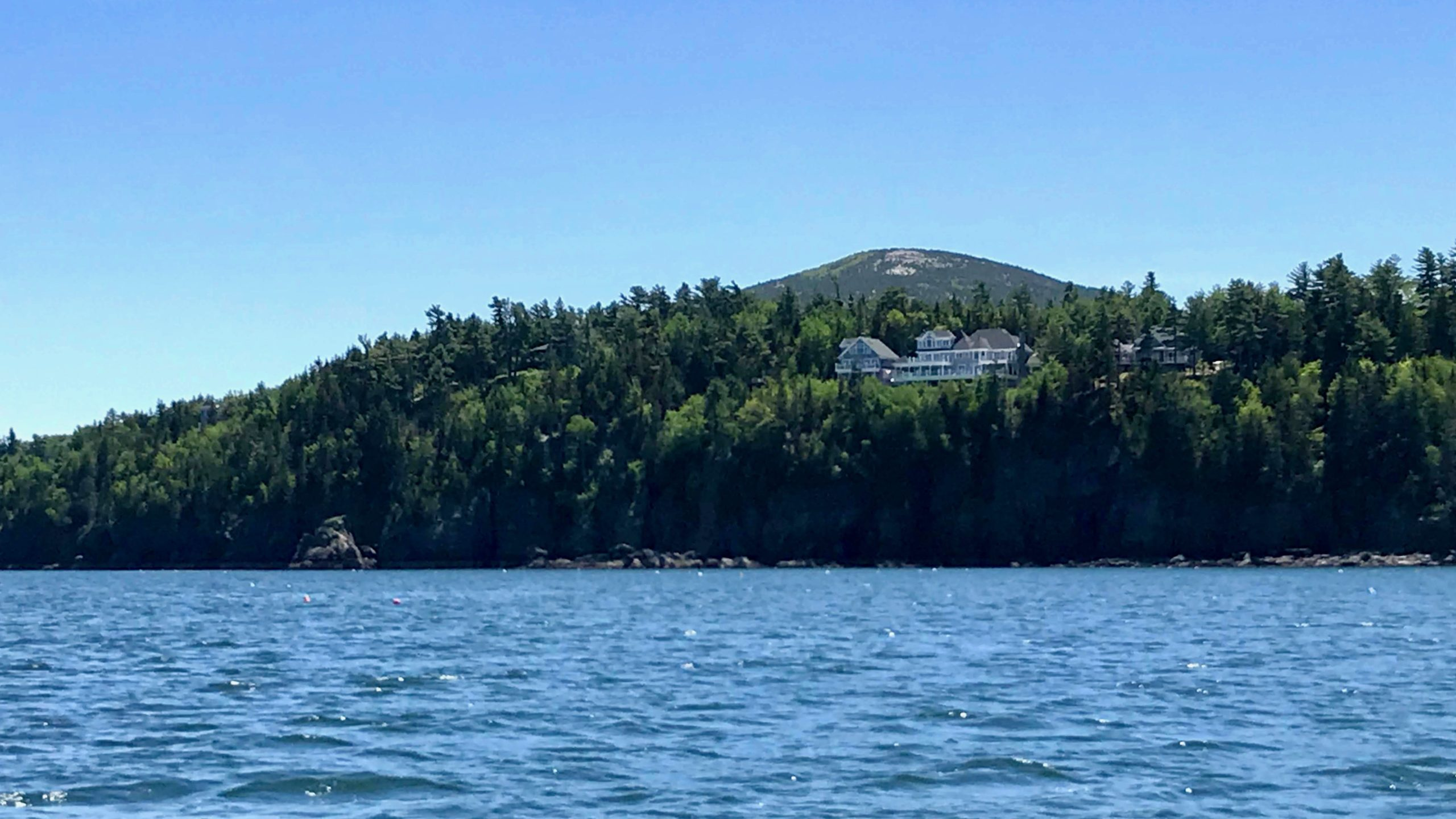 bar harbor mer peche villas