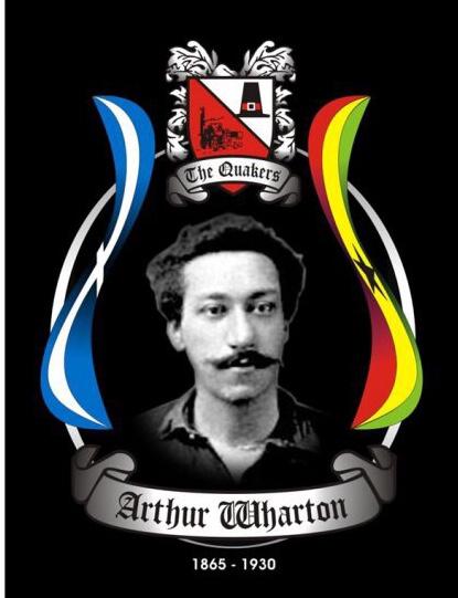 Arthur Wharton 1865-1930