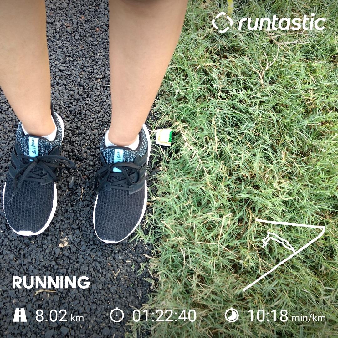 endurance - running to stand still