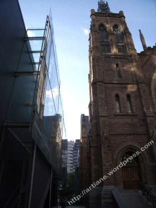 Reflet de Montréal