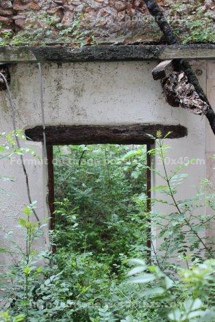 ruine récente