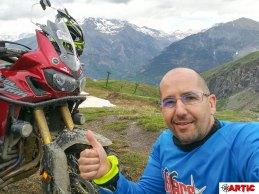FranciscoCazorla5 en Artic Pirineos 2018