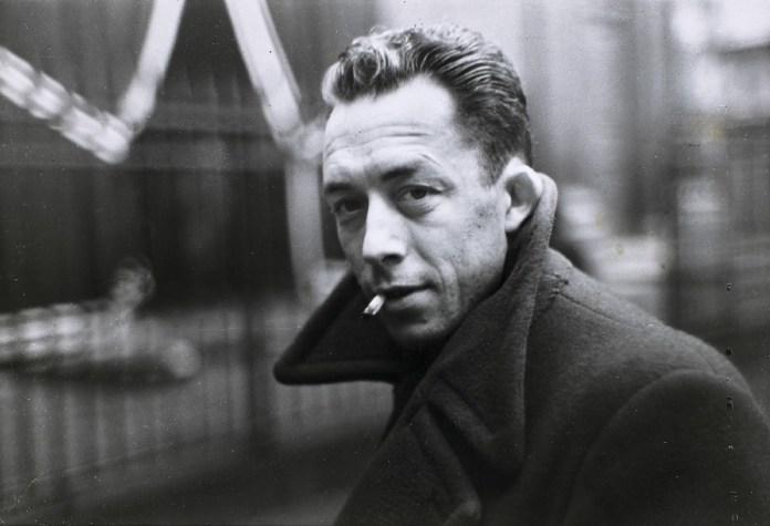 Καρτιέ-Μπρεσόν, Άλμπερ Καμύ, 1944