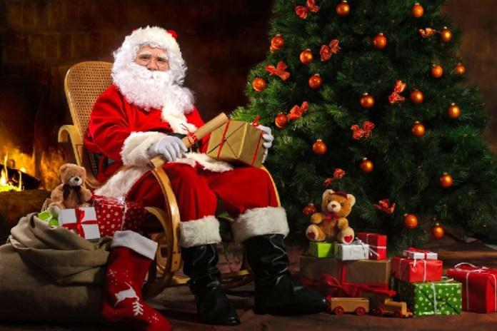 Φέτος τα Χριστούγεννα γίνε εσύ ο Άγιος Βασίλης