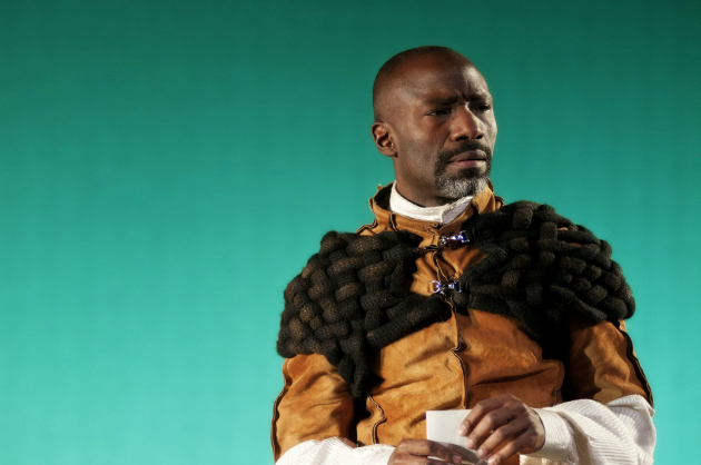 Andrew Moodie (Othello) (Crédit photo André Lanthier)
