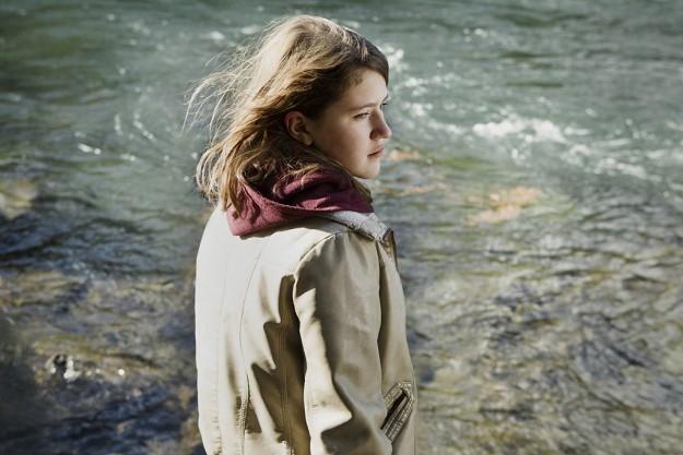 Une jeune fille, photo Laverdière