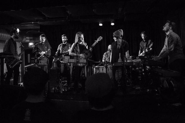 bellflower-band