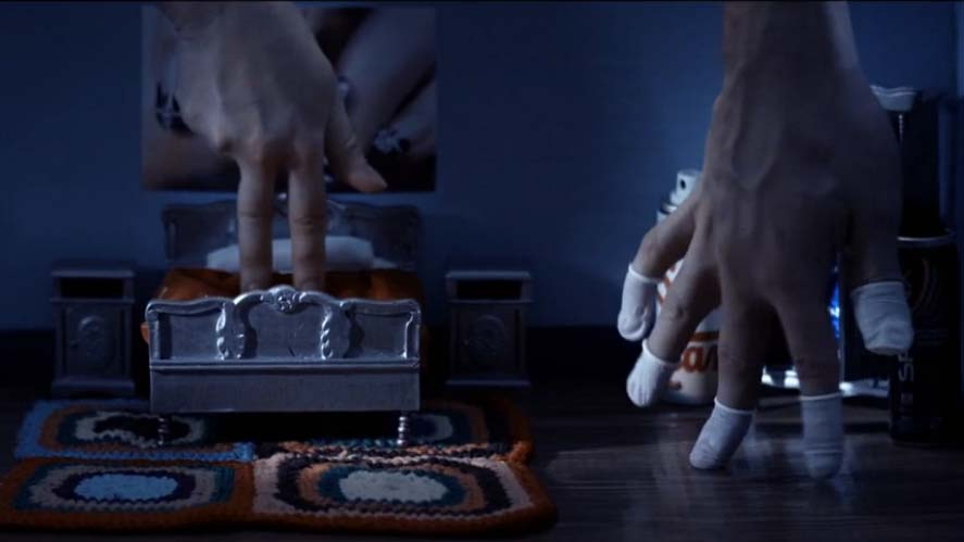Finger Night - Mara Joly
