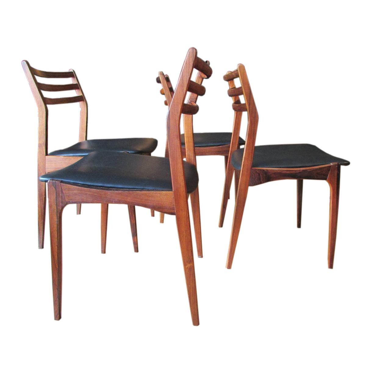 vintage rosewood vestervig chair