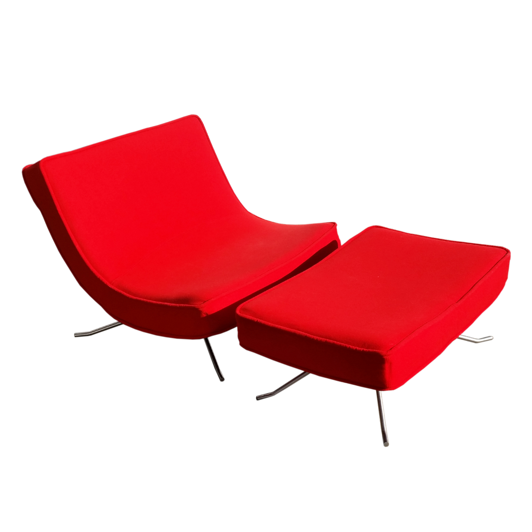 Chaise Pop En Option With Chaise Pop Awesome Chaise Pop With  # Muebles Eero Saarinen