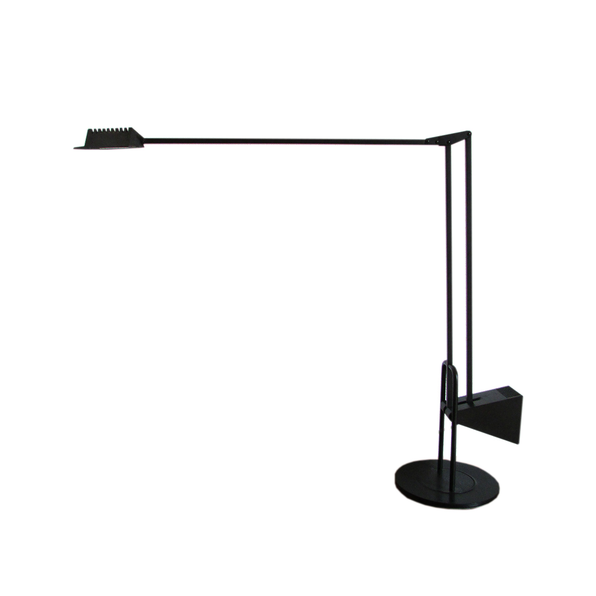 flamingo luxo naef floor lamp vintage