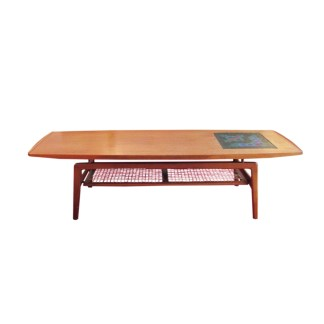 mogens kold teak vintage coffee table olsen