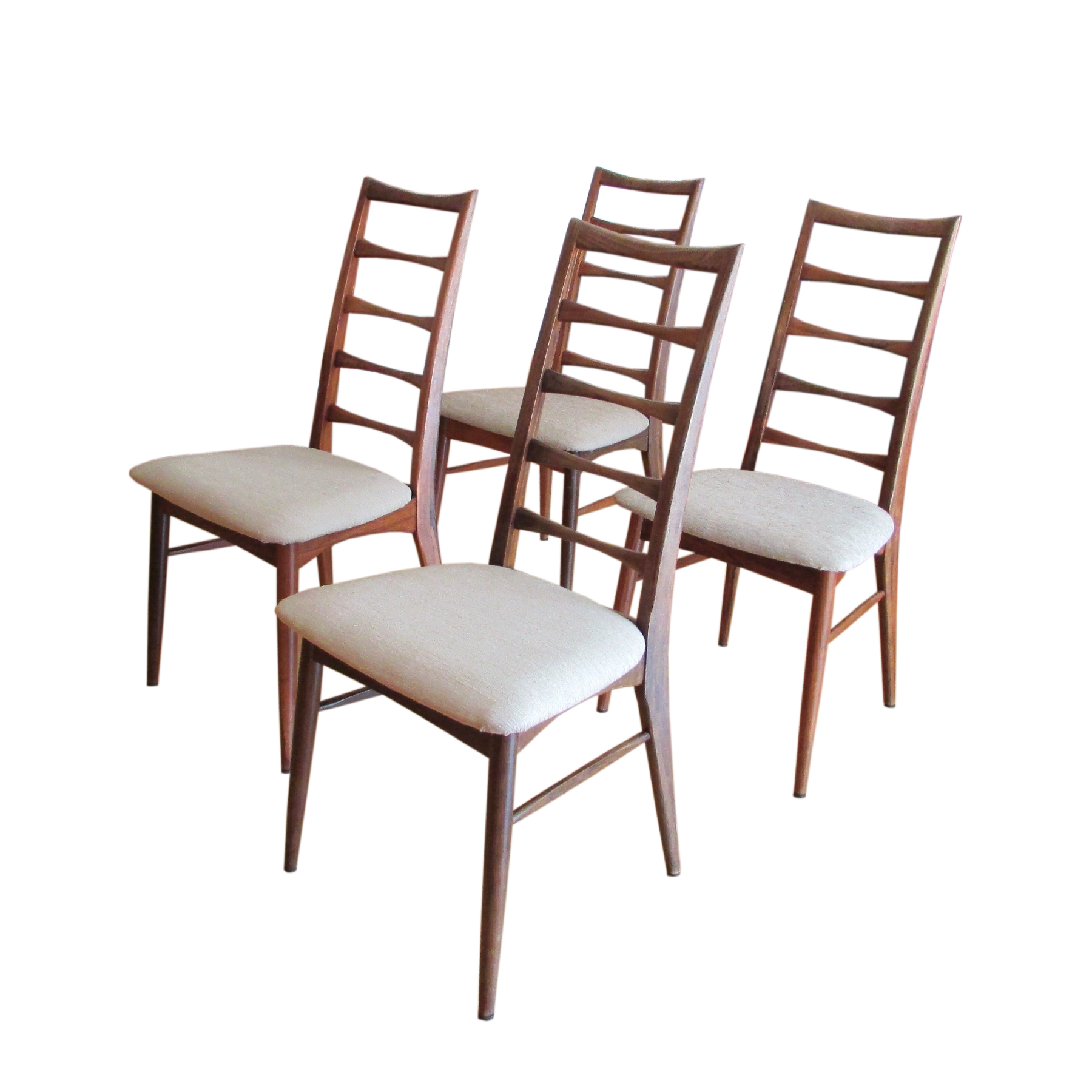 koefoed lis dining chair in rosewood