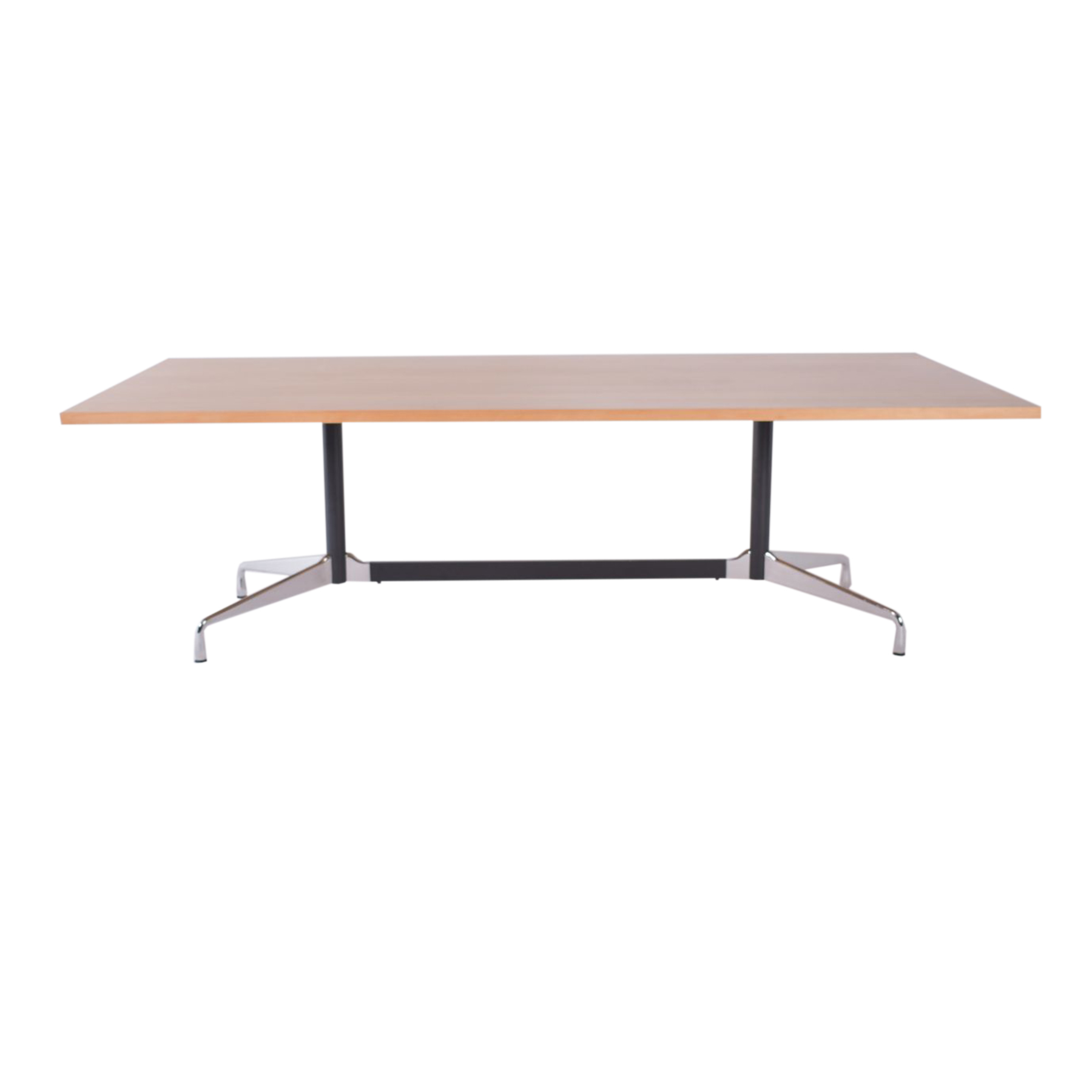 eames vitra segmented big table