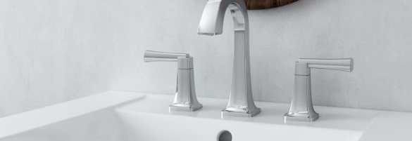 Elegant Water Saving Bathroom Fixtures   Consumer Reports American Standard water saving bathroom faucet
