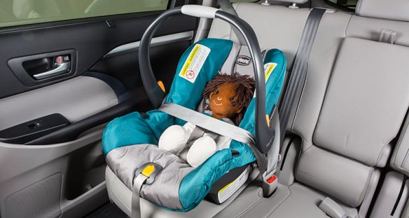 Do s and Dont s of Using an Infant Car Seat   Consumer Reports In the Car