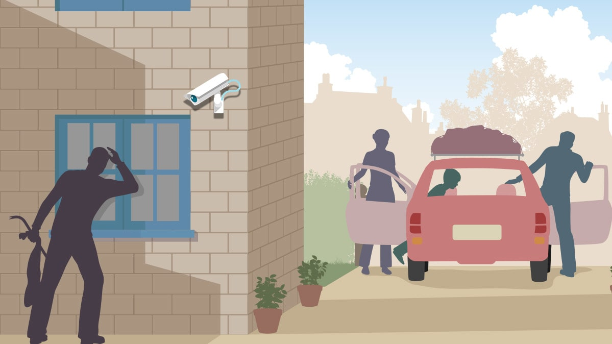 Do Systems Home Easy Yourself Security It