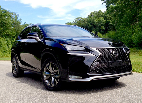 Lexus Nx 200t 2017 Radio