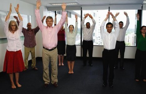 Games in Office time: Team building / Bond Building games