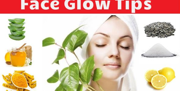 Naturally Face Glow Tips