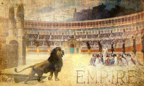 The Roman empire and Christianity