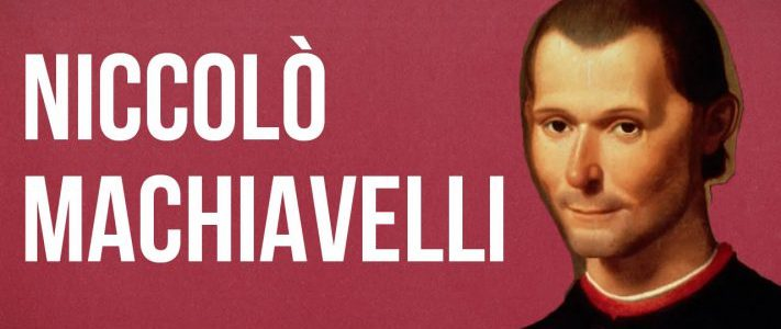 State and statecraft by Niccolo Machiavelli