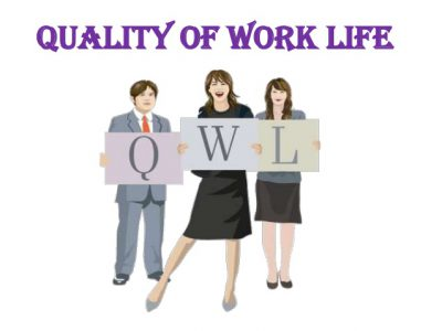 Major Issues in Quality of work Life (QWL)