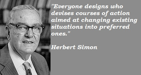 Herbert Simon on Administrative Behaviour