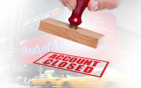 How to close a Bank Account?