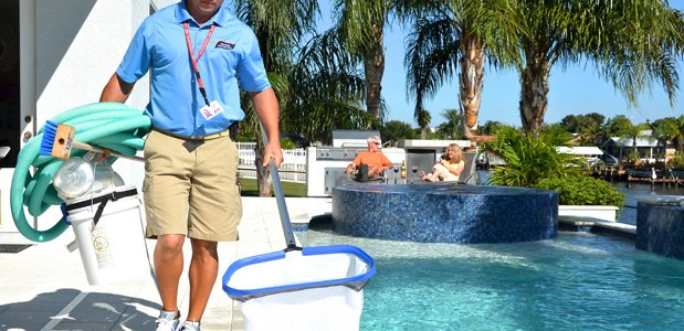 Business idea - Pool Service