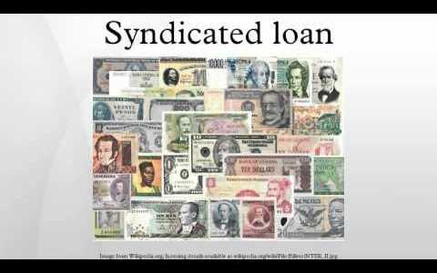 What is Syndicated credit?