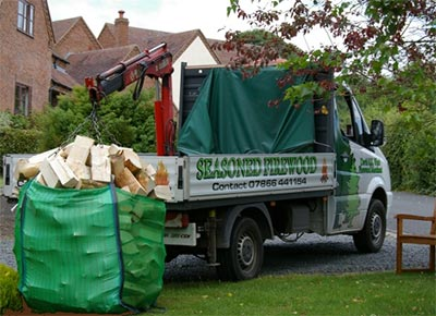 Business idea - Firewood Delivery Service