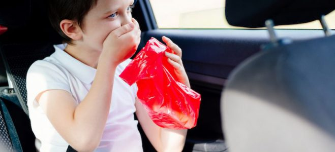 Motion sickness - symptoms, causes and treatment