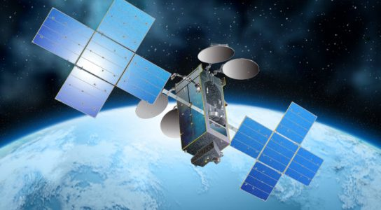 Application of the satellites