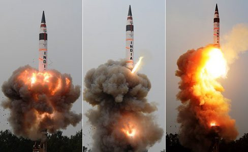 India from a Nuclear Capable State to a Nuclear Weapon State