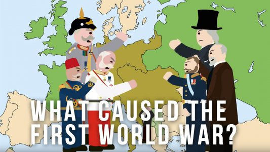 Causes Of The World War I