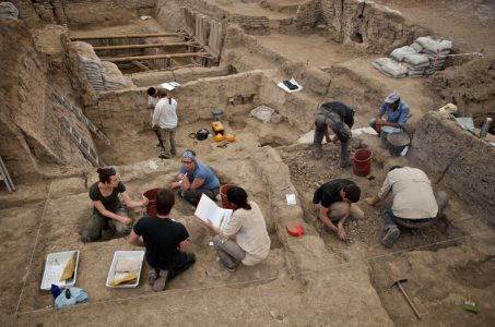 Relations between anthropology and archaeology