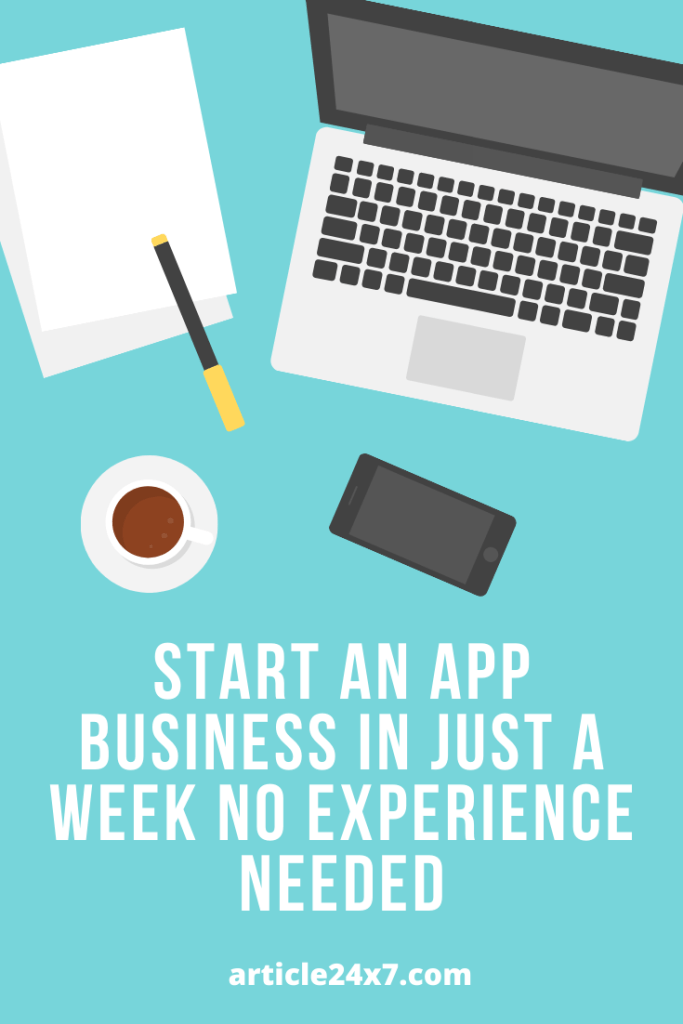 Start An App Business