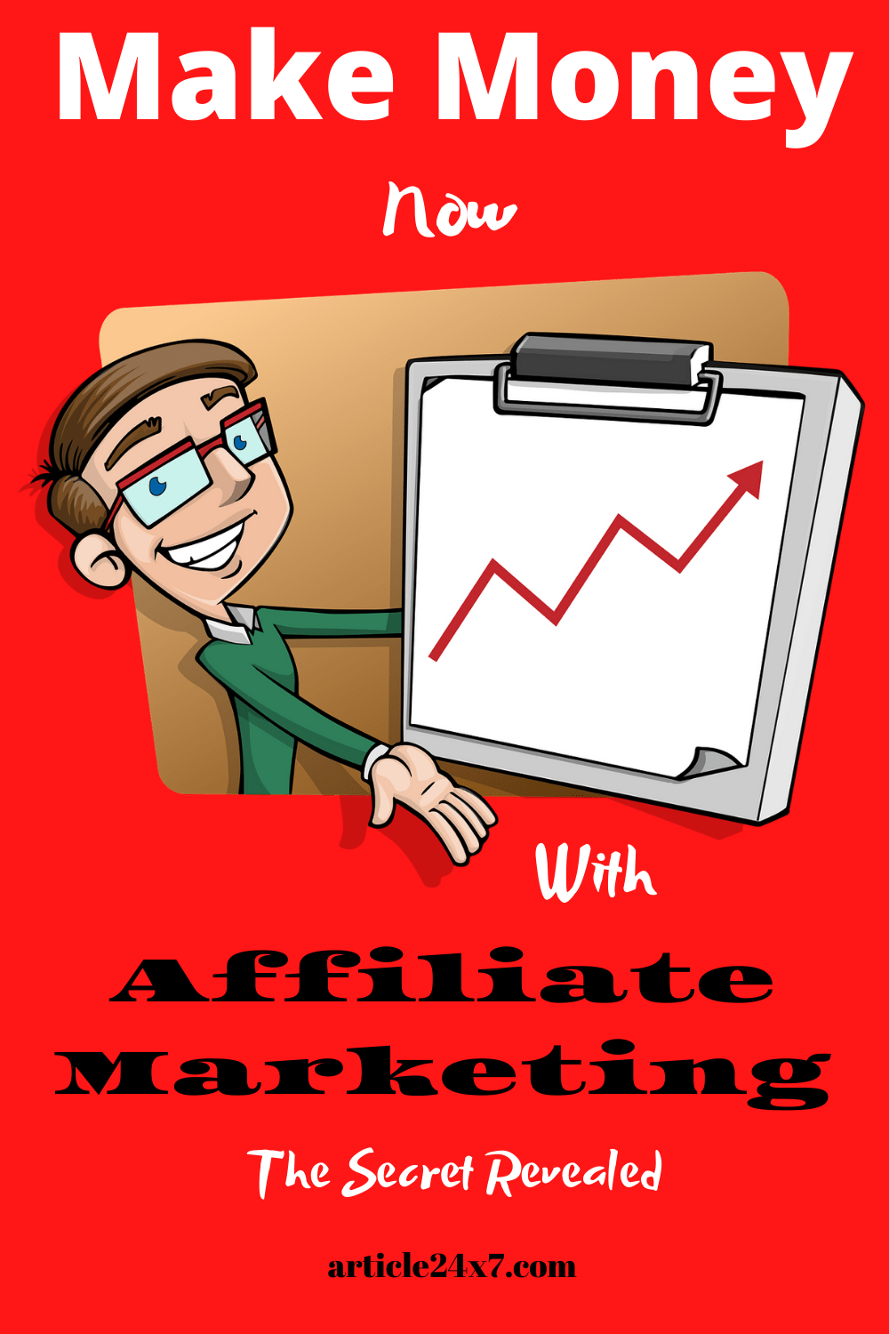 Make Money Now With Affiliate Marketing