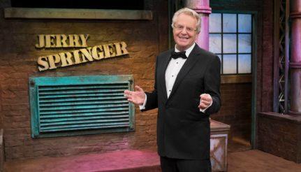 Jerry Springer Net Worth