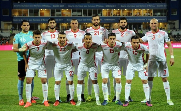 Image result for current tunisia national team 2018