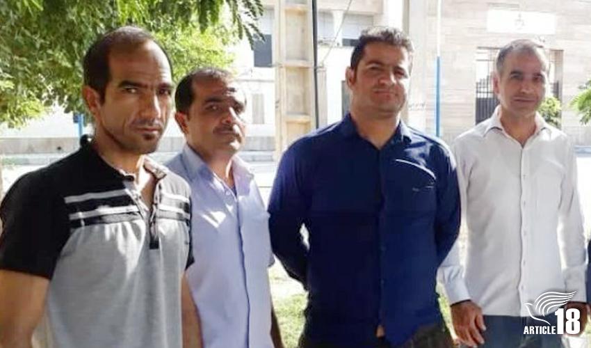 امتناع اداره اطلاعات دزفول از تحویل وسایل شخصی چهار نوکیش مسیحی
