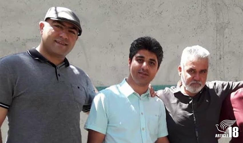 سه نوکیش مسیحی، مجموعا به ۱۵ سال زندان و جزای نقدی محکوم شدند