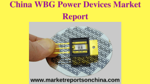 WBG Power Devices Market Report