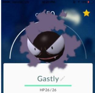 gastlypokemongo
