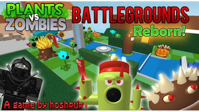 The 11 best Roblox games based on your favorite characters The famous tower defending saga has its very own Roblox equivalent  a fun  game in which you can choose equipment  plants or zombies  and then face  your