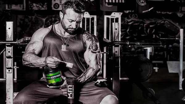 A1 Supplements Kaged Muscle Shredded Abs