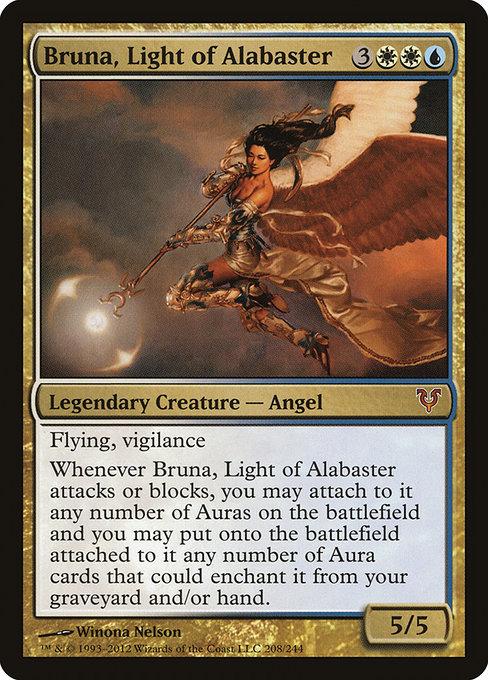 Bruna Light Alabaster